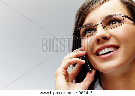 Conversa de telefone