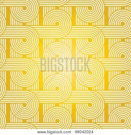 yellow disco background