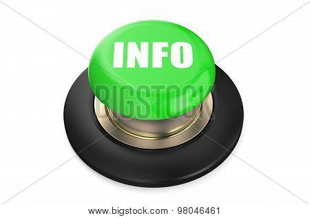 Info Green Push Button