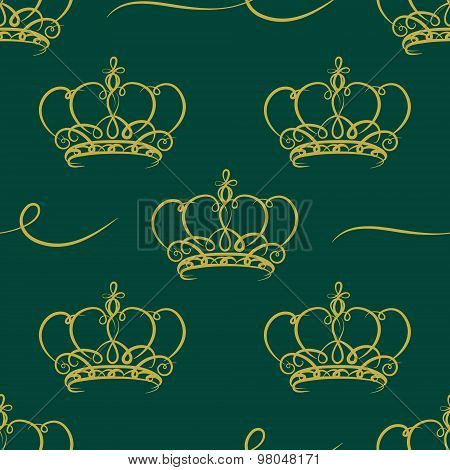 crown pattern