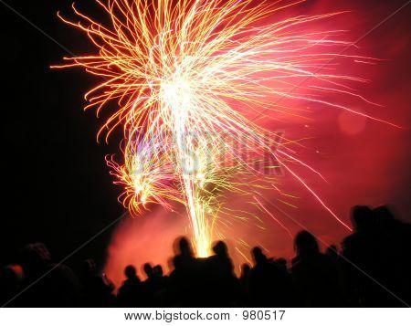 Halloween Fireworks11