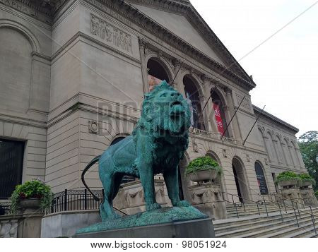 Art Museum in Chicago
