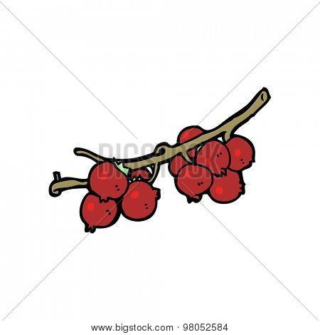 cartoon berries