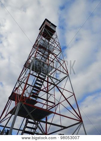 Fire/lookout tower
