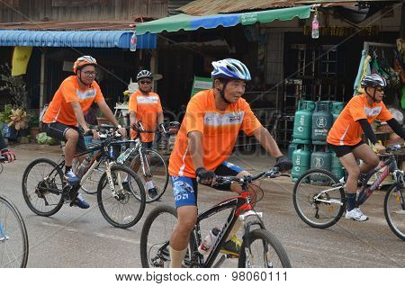 charity bicycle race