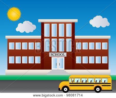 School. Welcome back to school.