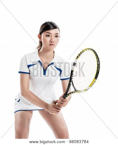 Professional tennis player