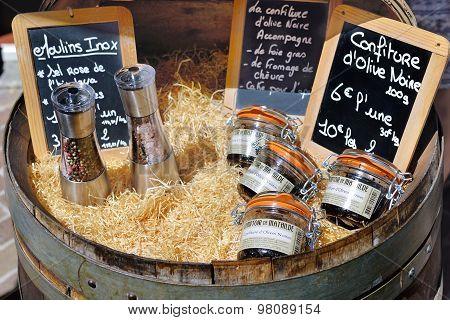 Rural Market, Provence, France