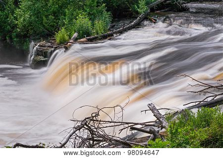 Tahquamenon Whitewater