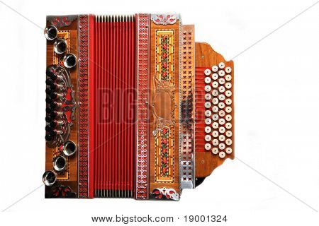 Diatonic Accordion