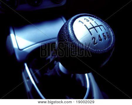 Caja de cambios manual - concepto de velocidad
