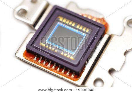 Sensor da câmera digital