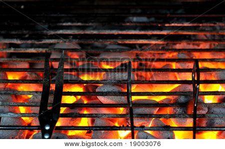 Preparing for grilling