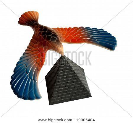 Balancing Eagle Toy