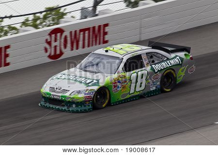 Nascar:  May 06 Showtime Southern 500