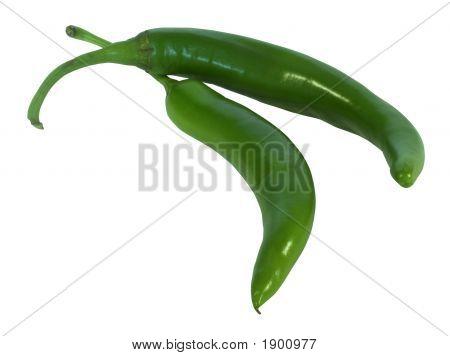 Green Paprika, Pepperoni
