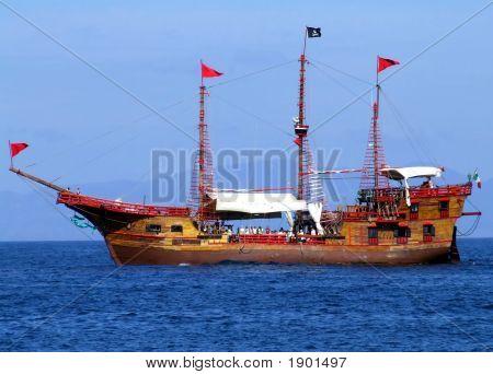 Modern Pirate Ship