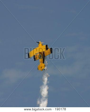 Biplane Rising