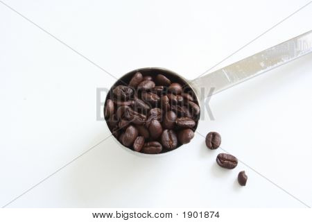 Metal Coffee Scoop