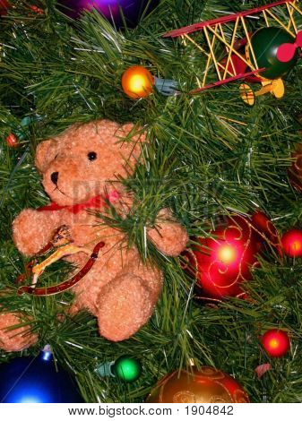 Toy Filled Tree
