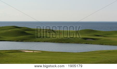 Untouched Photo Of Nova Scotia Golf Course