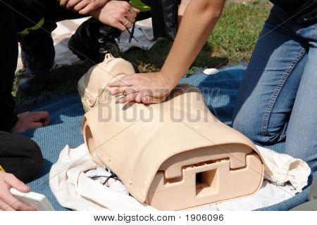 Resustitation Training