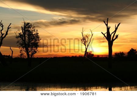 Kakadu Sunset 1