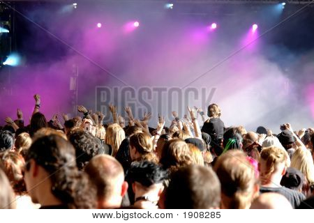 Konzert-Publikum