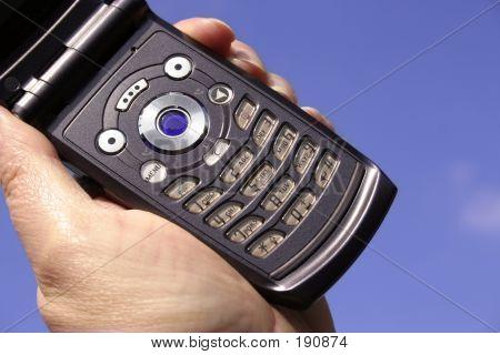 Telefon In der Hand