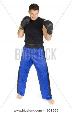 Wütend Fighter