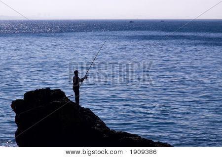 Pescador de mar #1