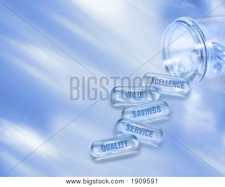Pill Capsule