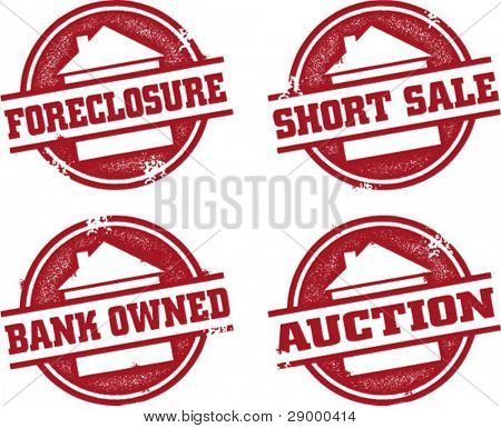 Home Foreclosure and Real Estate Stamps