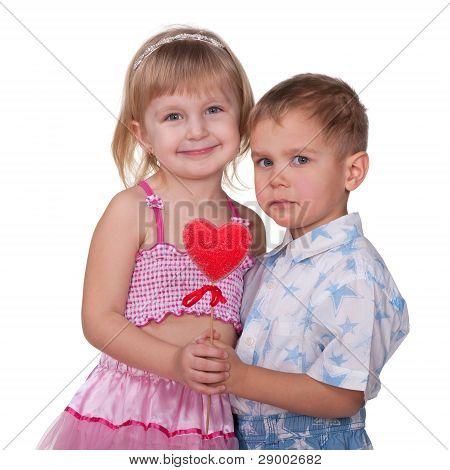 Sweet Valentine Couple