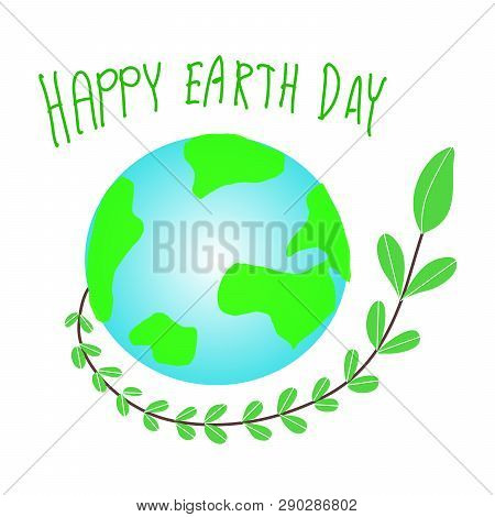 Earth Day Eco Friendly Concept