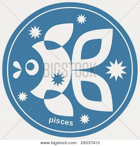 sign of the zodiac Pisces