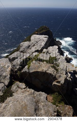 Overlooking Cape Point