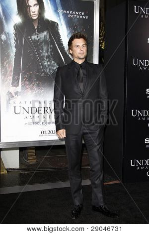 LOS ANGELES - JAN 19: Len Wiseman at the premiere of Screen Gems' 'Underworld: Awakening' at Grauman's Chinese Theater on January 19, 2012 in Los Angeles, California