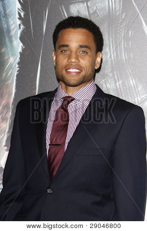 LOS ANGELES - JAN 19: Michael Ealy at the premiere of Screen Gems' 'Underworld: Awakening' at Grauman's Chinese Theater on January 19, 2012 in Los Angeles, California