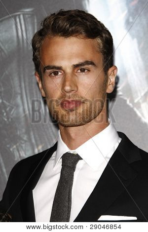 LOS ANGELES - JAN 19: Theo James at the premiere of Screen Gems' 'Underworld: Awakening' at Grauman's Chinese Theater on January 19, 2012 in Los Angeles, California