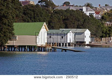 Auckland Boatsheds