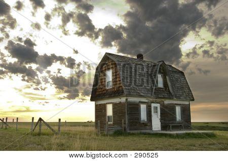 Old Prairie House