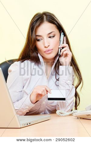 Shoping usar teléfono