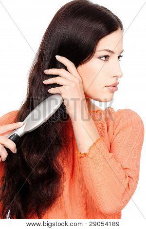 Pretty Woman peinar cabello