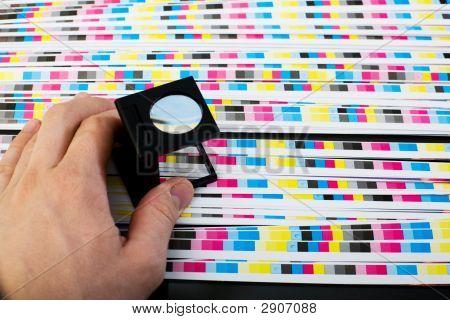Print Sheet Color Quality - Color Menagement