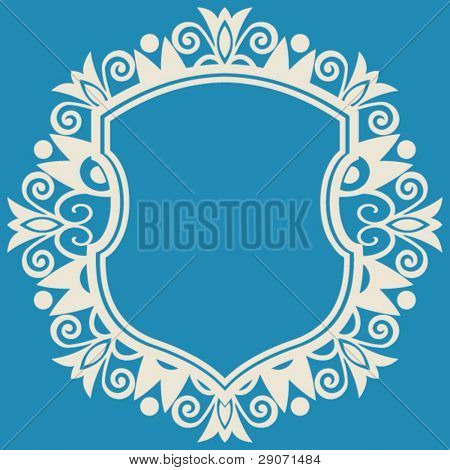 decorative escutcheon