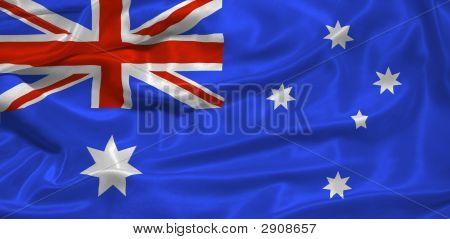 Australia Flag 3