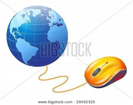 World And Mouse