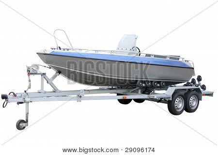 Barco de motor