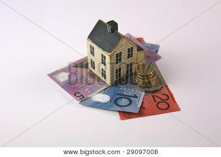 Empréstimo, dinheiro australiano
